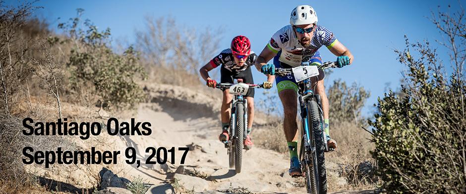 Santiago Oaks September 9, 2017