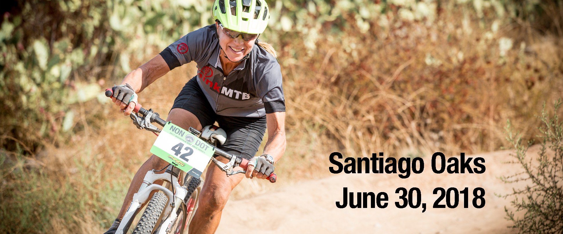 Santiago Oaks cross country mountain bike race
